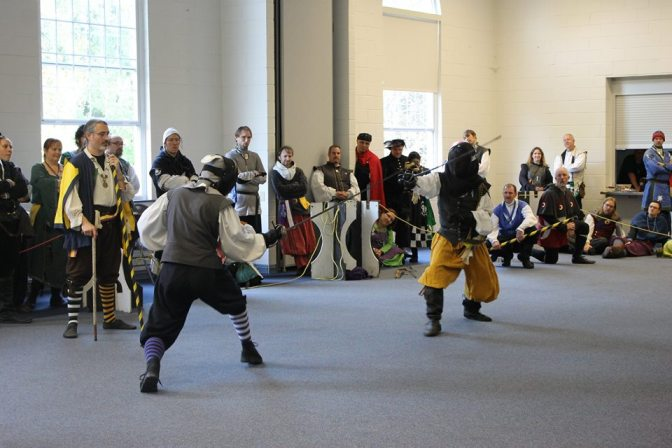 King's & Queen's Rapier Champs Recap